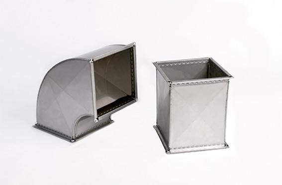 Ducto rectangular 4