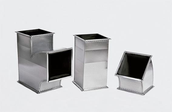Ducto rectangular 2